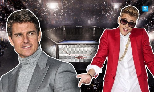 Is It Too Late Now To Say Justin Bieber Didn't Actually Want To Fight Tom Cruise?