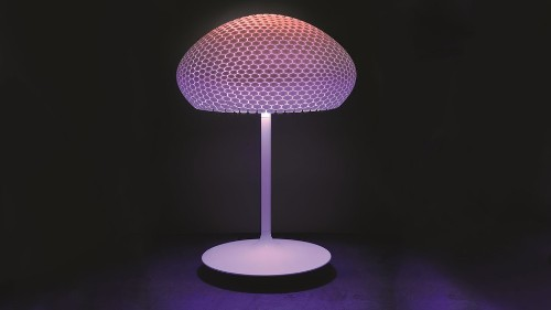 Philips Shines Light on First 3D-Printed Smart Lamp