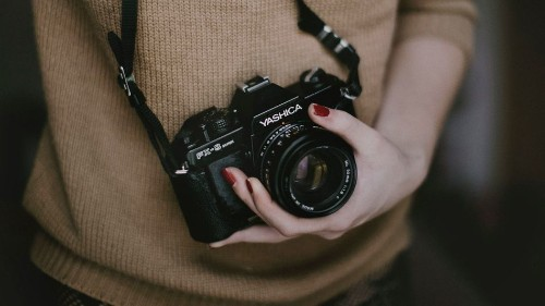 Become a kickass photographer with these easy-to-learn tricks