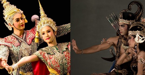 This Indian epic unites seven different Southeast Asian countries. Sort of. - Culture