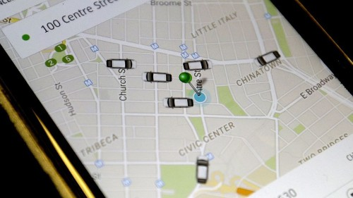Uber passenger given a whopping $10 credit after his driver engaged in a sex act
