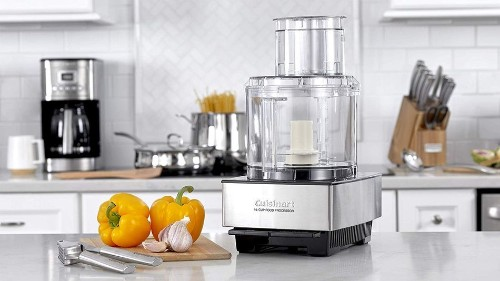 This Cuisinart food processor is $89.99 — but hurry, it's a lightning deal