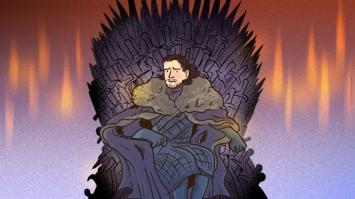 The case for Jon Snow to end up on the Iron Throne