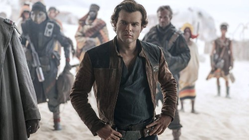 Uh-oh, Disney has some explaining to do about these 'Solo' posters...