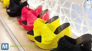 3D-Printed Shoes Mean You'll Never Need to Buy Another Pair