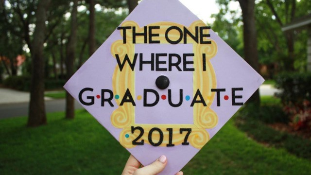 The 50 most stellar graduation caps of 2017
