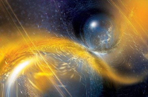 A Pair Of Neutron Stars Collided And Sent Gravitational Ripples Through The Universe - Science