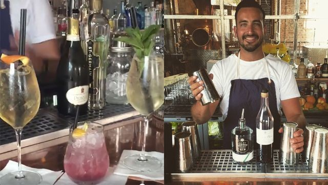 Here's how to make refreshing and summery gin cocktails