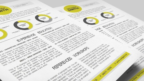 Why You Should Remove Half the Stuff on Your Resume Right Now