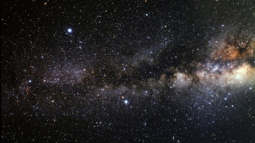 A map for everyone who didn't realize just how huge the Milky Way galaxy is