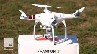 DJI Phantom 3 Standard is the drone you're looking for