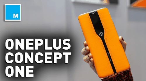 'McLaren-inspired' OnePlus Concept One phone comes with disappearing cameras