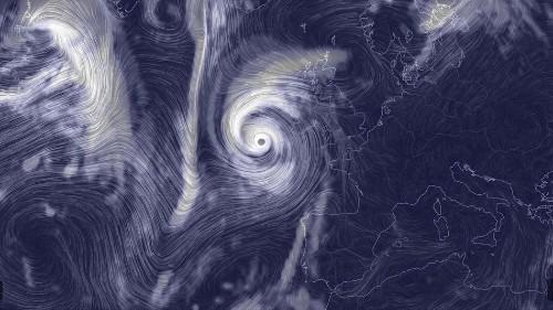 Hurricane Ophelia reaches Category 2 intensity, to make rare run at Ireland and UK