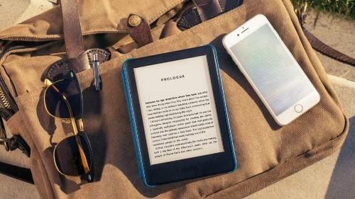 Amazon's newest Kindle is already on sale