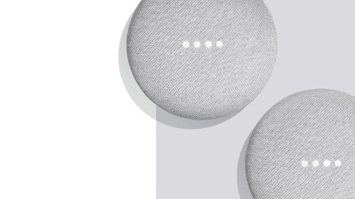 Google Home Mini 2-pack is $20 off at Walmart