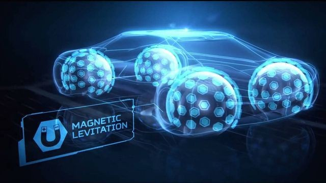 Goodyear's spherical, levitating tire proves nothing about autonomous cars will be normal