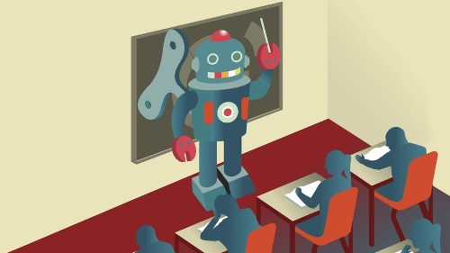 5 Robots Booking It to a Classroom Near You