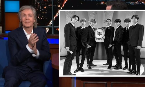 Paul McCartney Reacts To BTS' Version Of 'Hey Jude' And It's Pure Joy