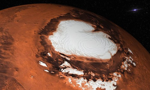 Scars On Mars: Raging Gas Explosions and Winds Are Shaping Up The Geology Of Mars