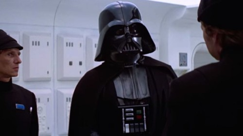 Hilarious 'Star Wars' parody features Donald Trump as Darth Vader
