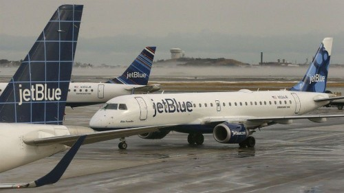 JetBlue now has free Wi-Fi on all flights