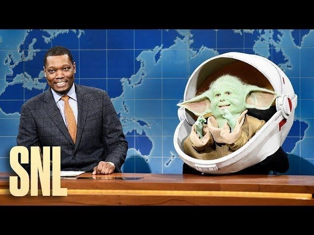 'Saturday Night Live' Ruined Baby Yoda - Entertainment
