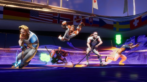 All Of The Sports Are Coming Together For Apple Arcade's 'Ultimate Rivals' - Entertainment