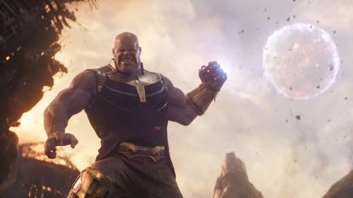 What are the Infinity Stones and where are they in 'Avengers: Infinity War'?