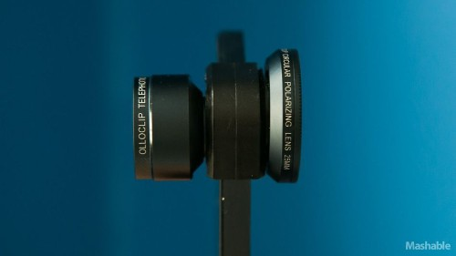 Olloclip's Telephoto iPhone Lens Is a Gift for the Pros