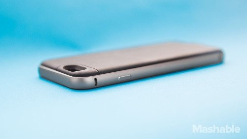 The Air Case is the ultra-thin battery case Apple should have made