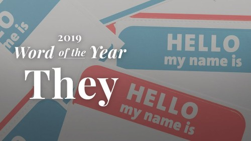 Merriam-Webster unveils its word of the year for 2019