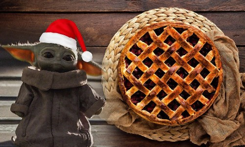 This Baby Yoda Pie Is So Magical It Will Have You Believing In Christmas Miracles! - Culture
