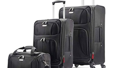 Samsonite luggage is up to 72% off for Prime Day