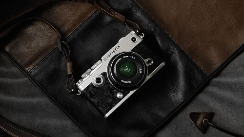 Olympus PEN F is the gorgeous retro digital camera you've been waiting for