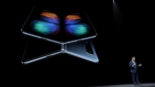 Leaked video confirms our worst suspicions about Samsung's Galaxy Fold