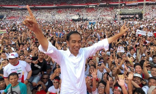 It's official. Jokowi is declared winner in the Indonesian presidential election. - Culture - Mashable SEA