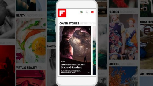 Flipboard opens to publishers, while curating only the best of the mobile web