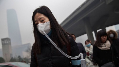 Entrepreneurs are selling Australia's fresh air in a can to China
