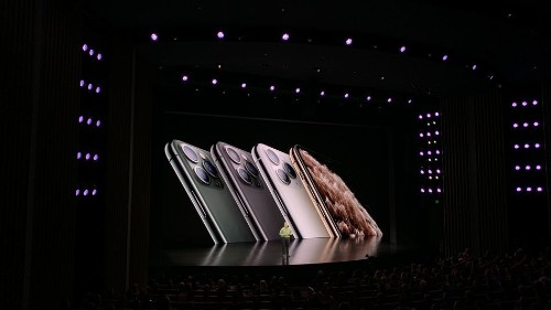 Apple unveils iPhone 11 Pro and iPhone 11 Pro Max