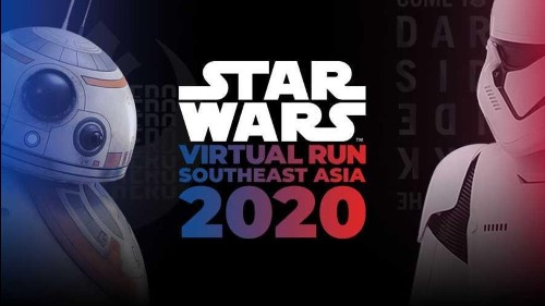 Southeast Asia to host its first Star Wars virtual run on May the 4th. Here's why it's special.