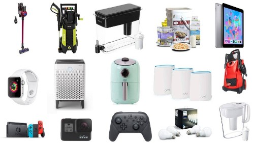 Dyson V6, Apple iPad, GoPro Hero 7 Black, Philips Hue, and more deals for April 22