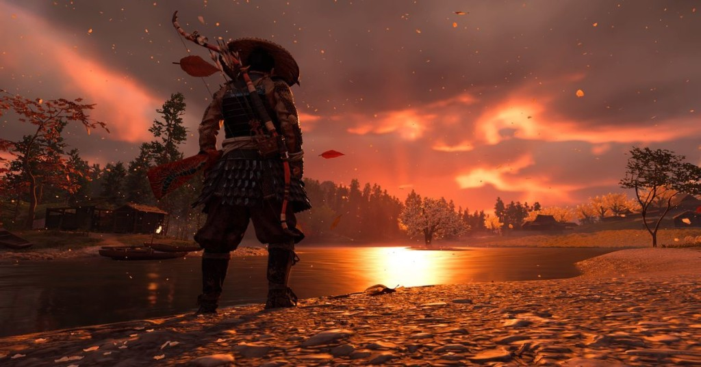 How to master the virtual samurai ways in 'Ghost of Tsushima'