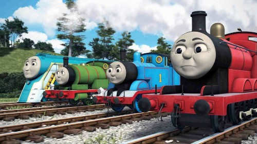 The Guardian's misquote of '1984' unwittingly starts 'tiny train world' meme
