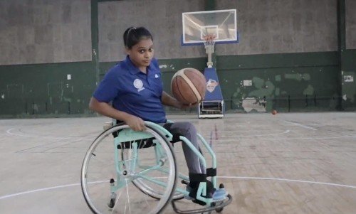 """""""My Wheels Are My Strength"""", Says Paralympic Wheelchair Basketball Player Geeta Chouhan - Culture"""