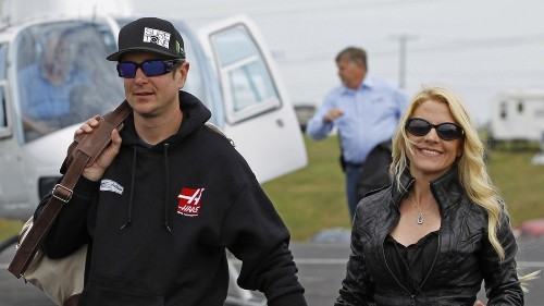 NASCAR's Kurt Busch to court: My ex-girlfriend is a trained assassin