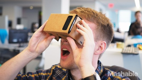 Travel the world in VR with Google Cardboard and the Street View app