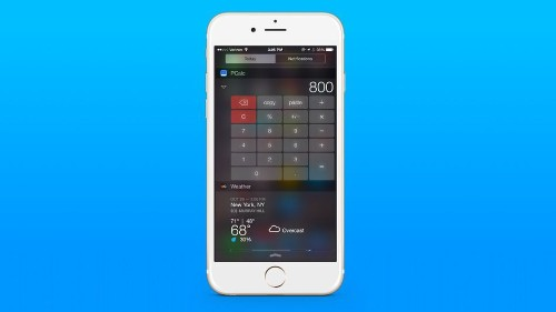 Apple tells developer to kill iOS app widget after the company promoted it