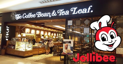 Article: Philippines' fast food chain Jollibee has acquired Coffee Bean & Tea Leaf for US$100m
