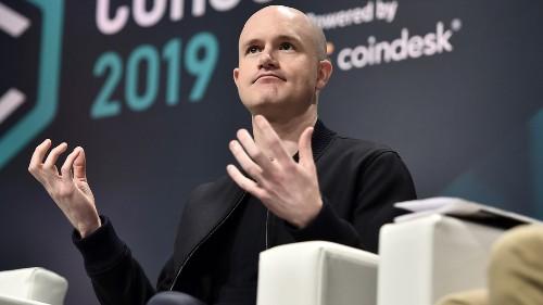 Coinbase CEO calls Libra scrutiny 'un-American'