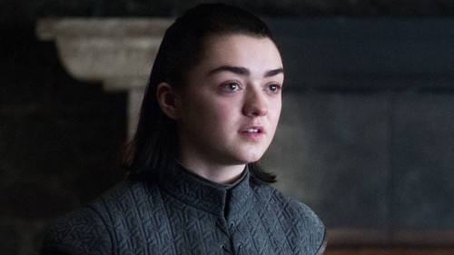 Maisie Williams is getting the perfect 'Game of Thrones' tattoo